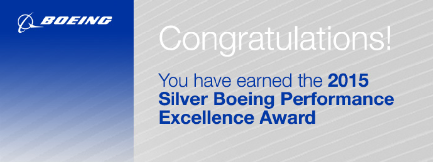 WireMasters receives Silver Boeing Performance Excellence Award ...