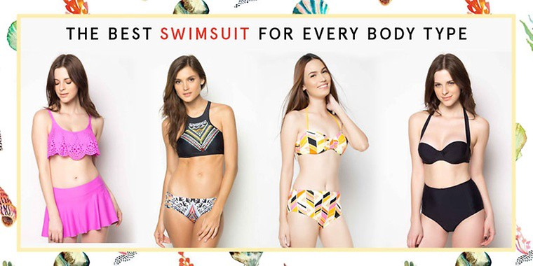 The Best Swimsuit for Every Body Type – THREAD by ZALORA ...