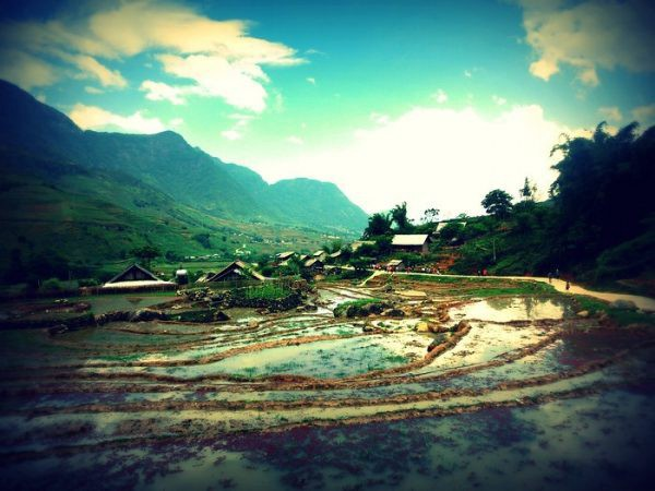 Vietnam Sapa Trek Photo by Audrey from That Backpacker