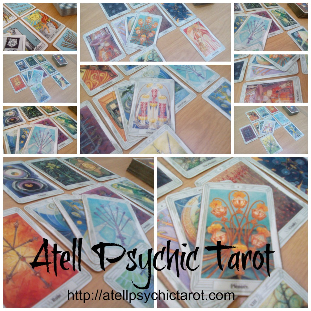 Online Tarot Readings via Email ~ 24–48 Hour Delivery