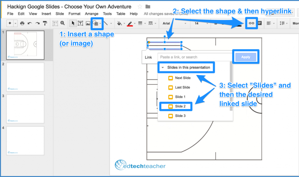 2 creative ways to use google slides in education jeffrey dunn