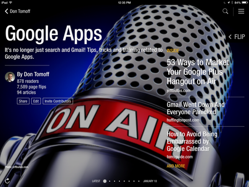 Google Apps—Gmail and Contacts