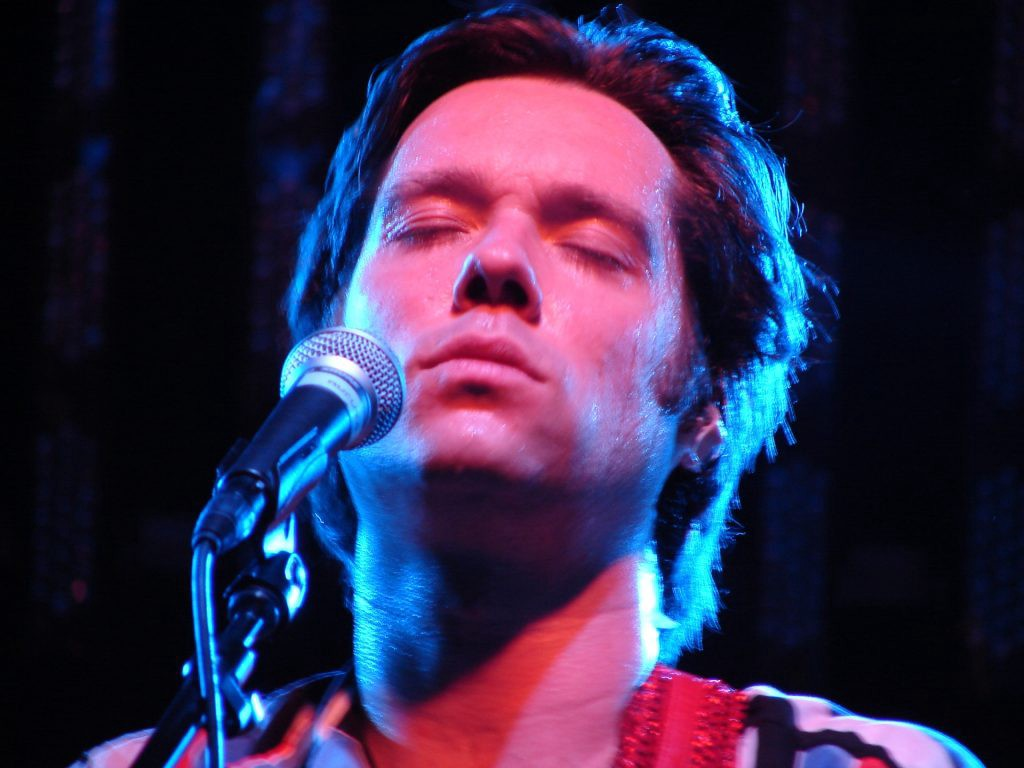 Rufus Wainwright photo by Jonathan Smelser in Flickr (2007)