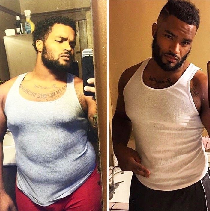 10 Breathtaking Before And After Weight Loss Pics You Wont Feel Show