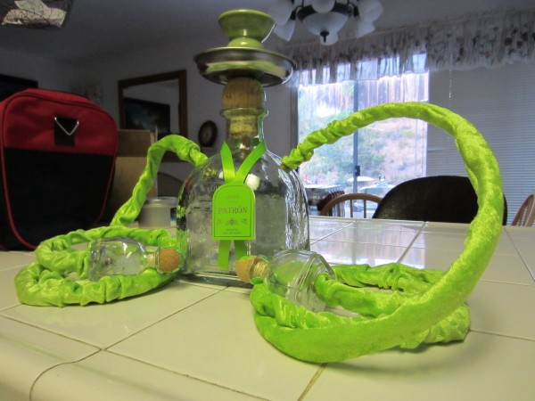 How To Making A 2 Hose Patron Hookah Cmendes0101 Medium