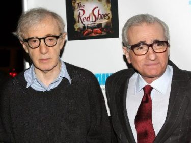 "Woody Allen, Martin Scorsese== ""THE RED SHOES"" New York Screening== DGA Theater, NYC== November 3, 2009== ©Patrick McMullan== Photo - WILL RAGOZZINO/PatrickMcMullan.com== =="