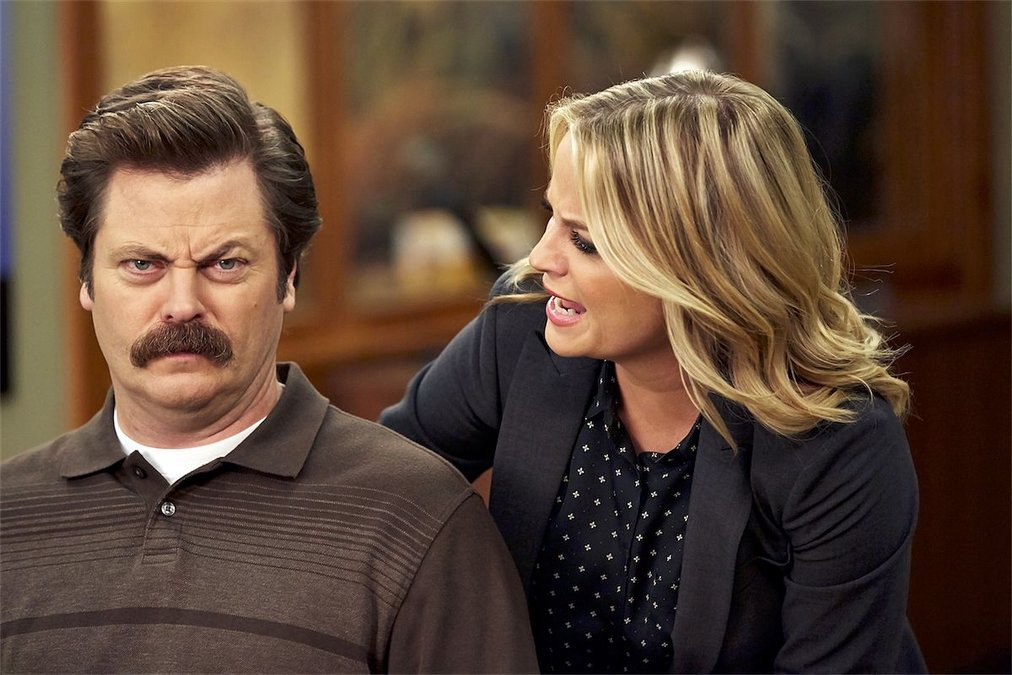 Parks-and-Recreation-Leslie-and-Ron