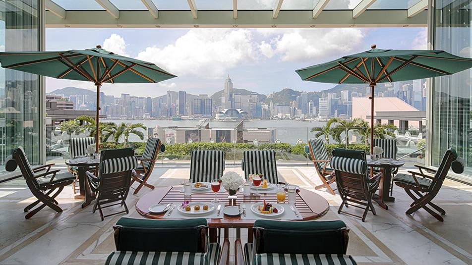 Exceptional Arguably One Of The Most Iconic Hotels, The Peninsula Embodies Ritzy Old Hong  Kong Glamor. It Boasts A Fleet Of Rolls Royces, A Helipad, And A World  Famous ...