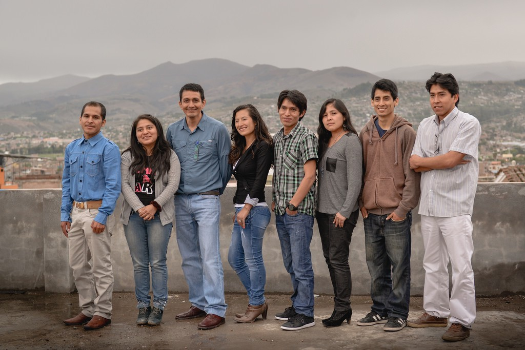 growing our data team in peru points of interest