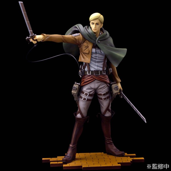 Erwin Smith BRAVE-ACT 1:8 Figure by Sentinel
