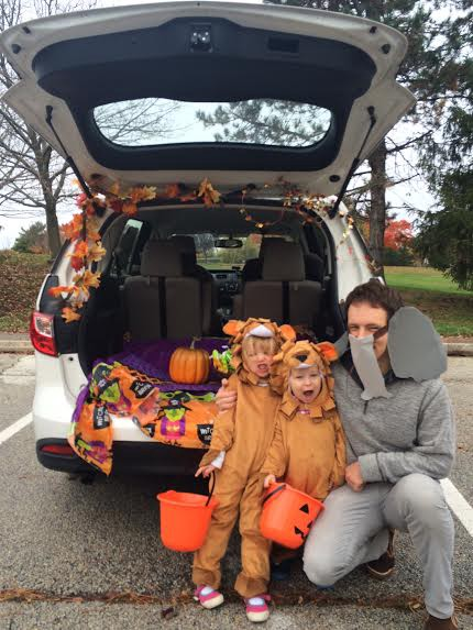trunk treating 2