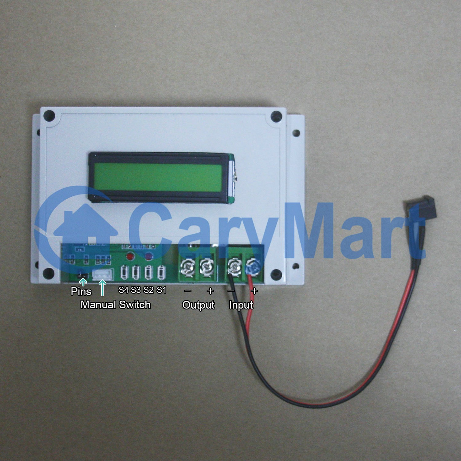 Digital Tube Circuit Board Remote Controls Dc Motor Start Stop Forward Reverse Controlcircuit This Is Can Be A Reversing Controller With Capability You Rotate The In Positive Or Reversal Direction