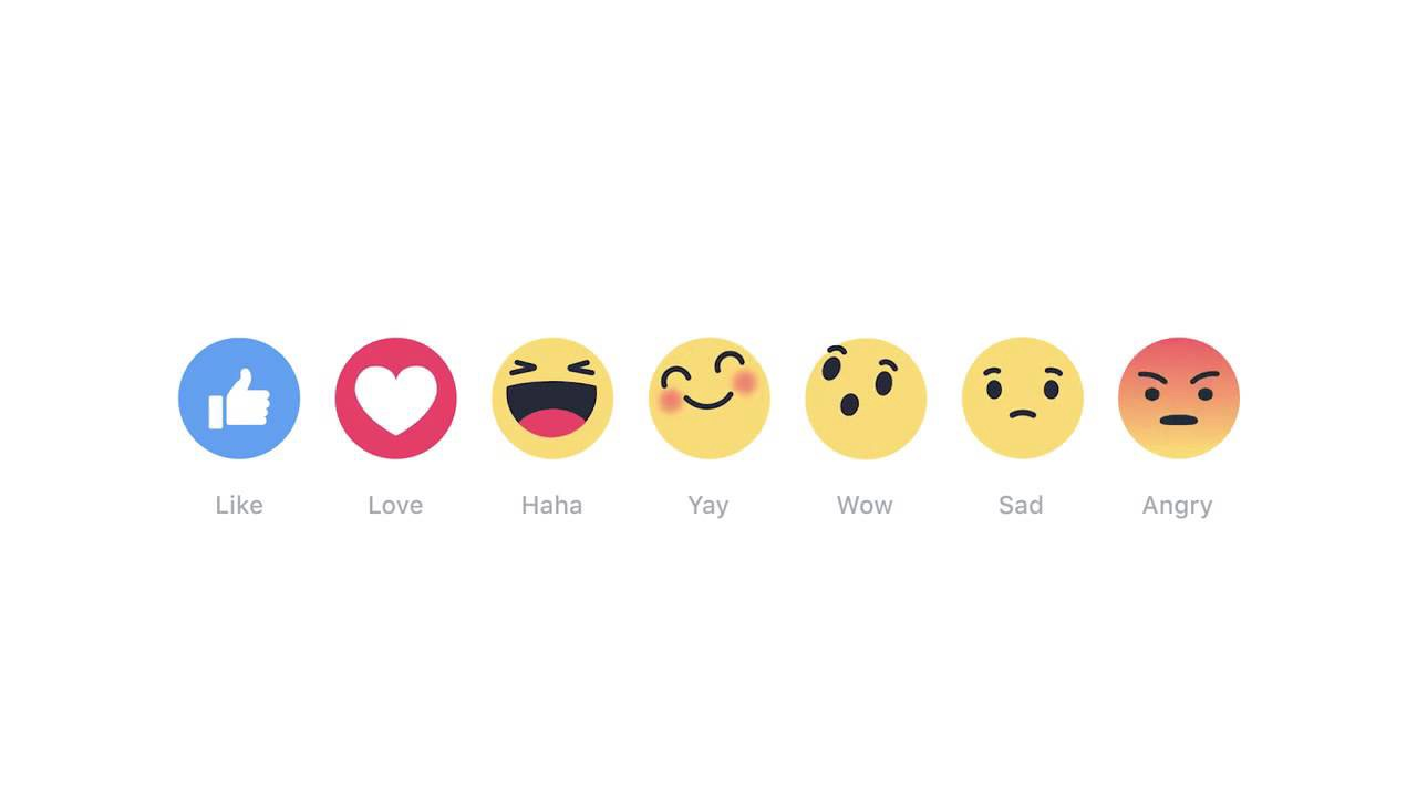 can facebook s new reactions emoji help improve social media