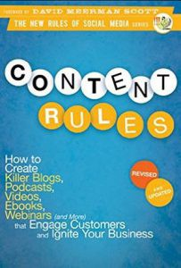 5 Books content marketers should read