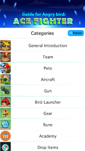 Guide Angry Birds: Ace Fighter Screenshot