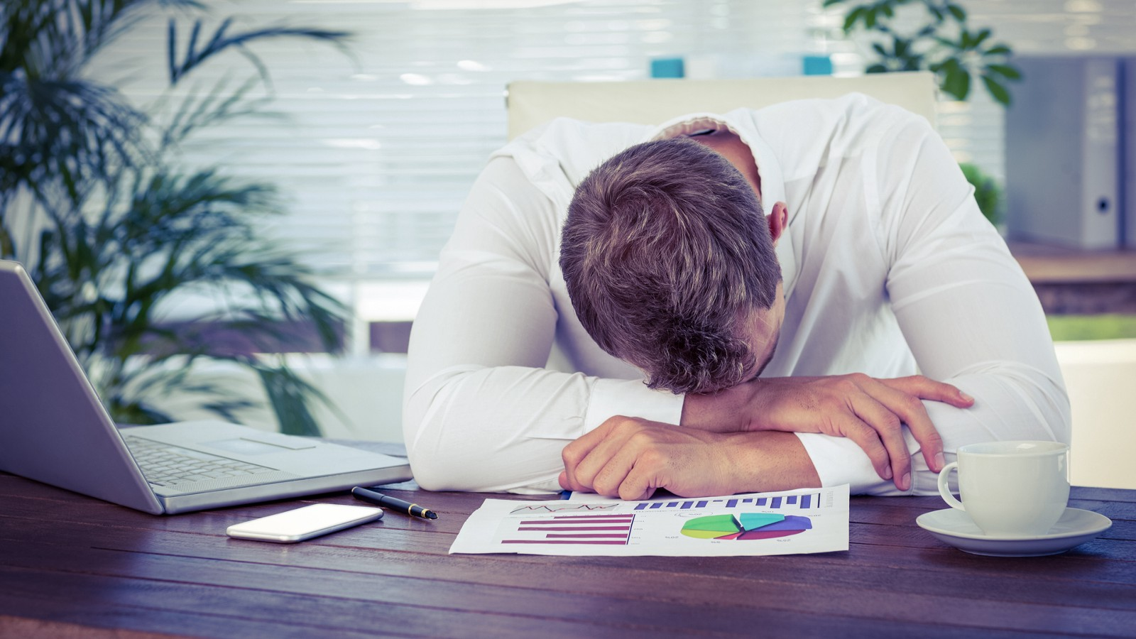 Blinded by data: 5 ways to deal with data overload