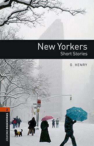 Oxford Bookworms Library: Oxford Bookworms 2. New Yorkers - Short Stories MP3 Pack