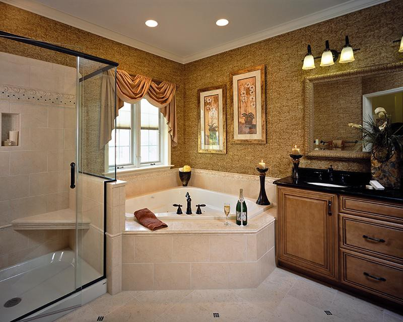 Model Home Bathrooms Putra Sulung Medium Beauteous Bathroom Design Nj Model