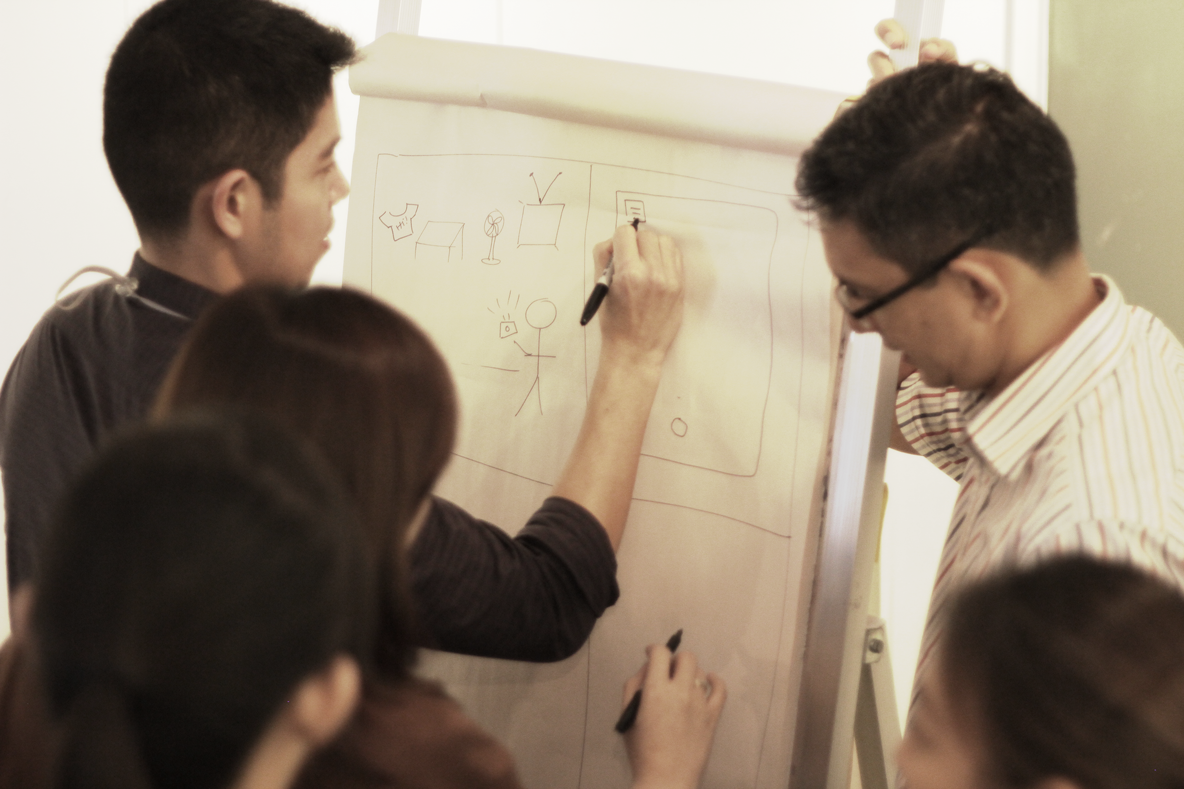 Design thinking: Making it pay off