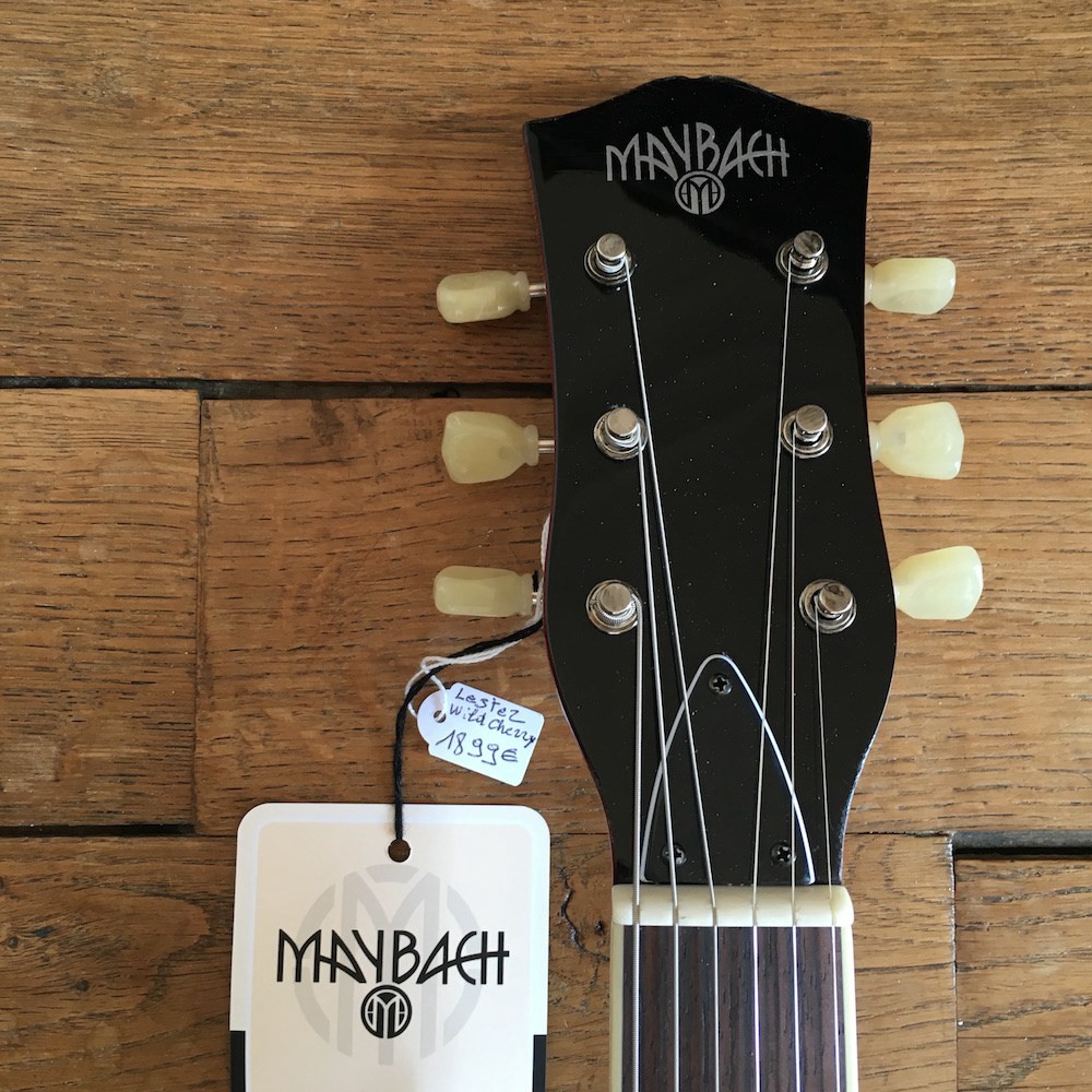 lester maybach guitar review: a great les paul alternative
