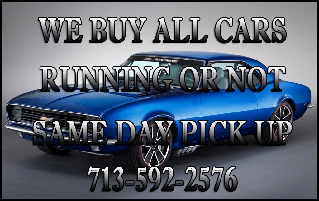 Houston Junk Car Buyer is the Best Choice in The Houston Area