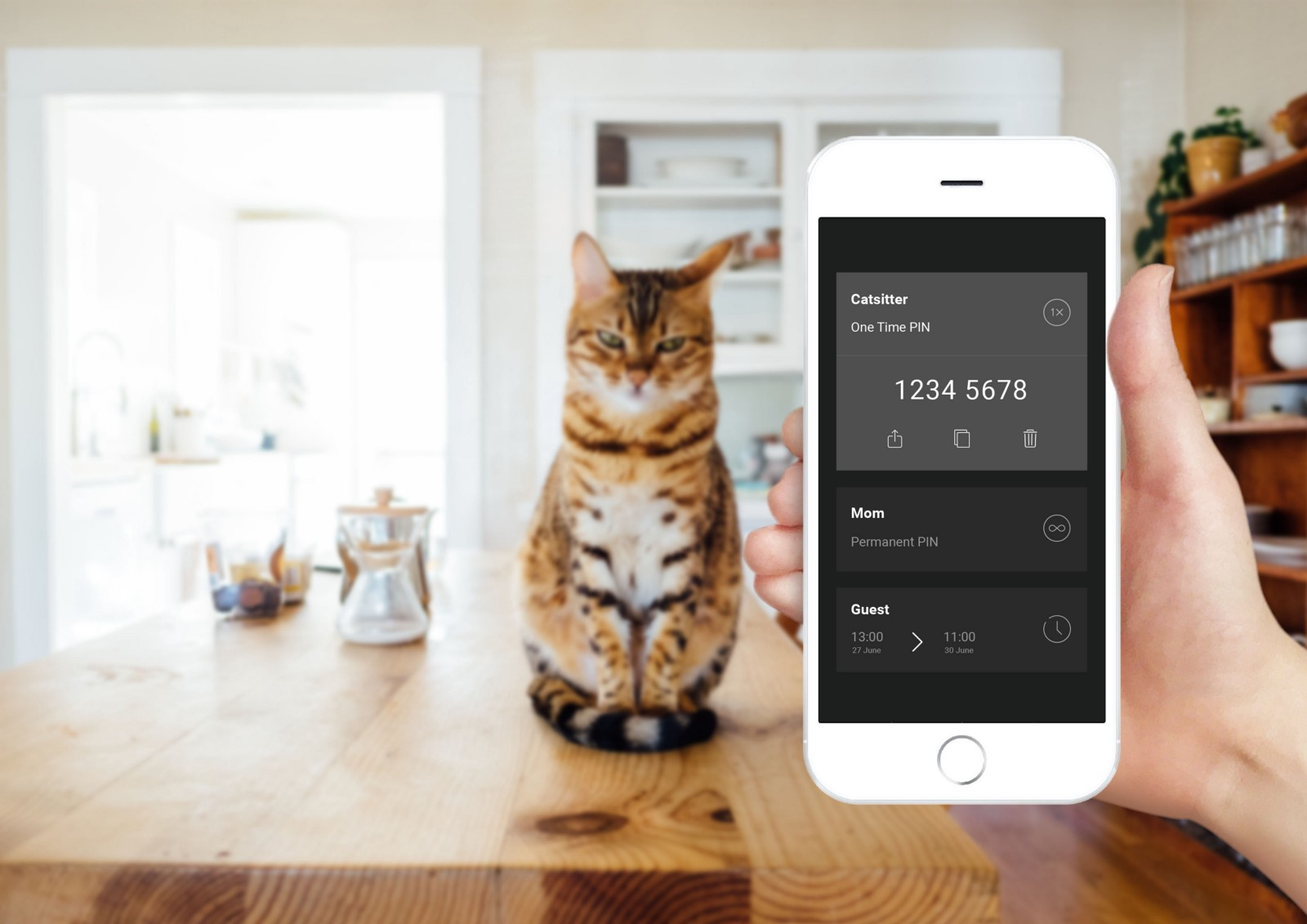 These PropTech Startups Are Changing the Real Estate Game | igloohome | Fohlio ff&e specification and interior design software