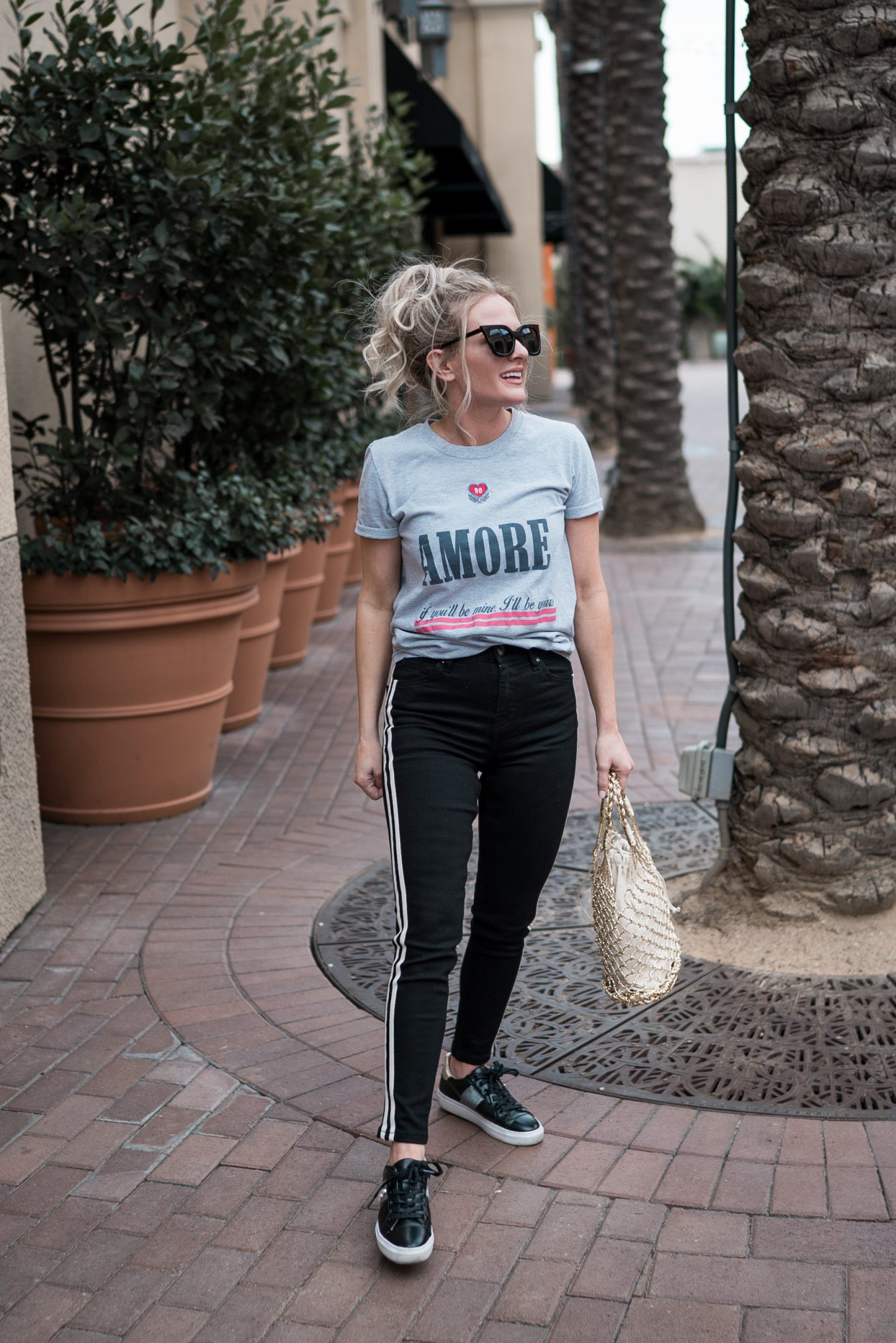 The Comfiest Athleisure Wear Out There by popular Orange County fashion blogger Dress Me Blonde