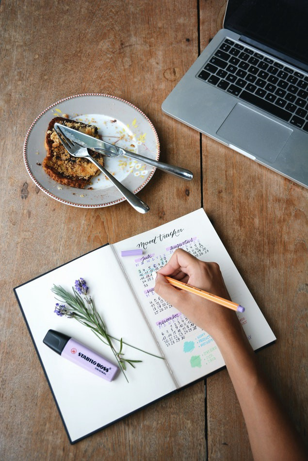 Journaling as The Way to be Happy