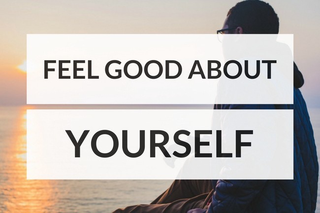 feeling good about yourself