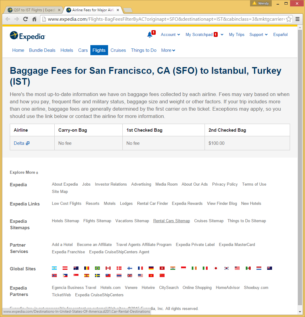 Heuristic Evaluation Template | Heuristic Evaluation Of Two Travel Websites Wendy Bravo Medium