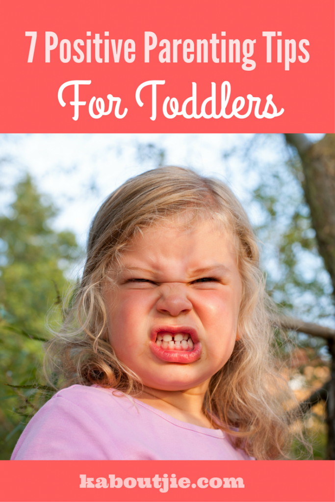 Simple positive parenting tips for toddlers
