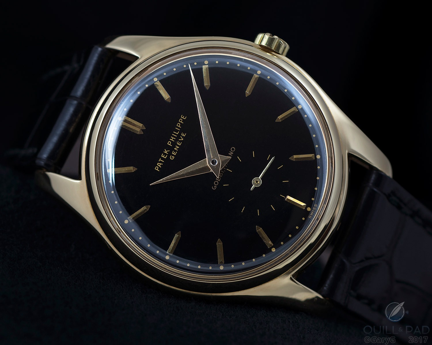 Foundational watch: Patek Philippe Reference 2526