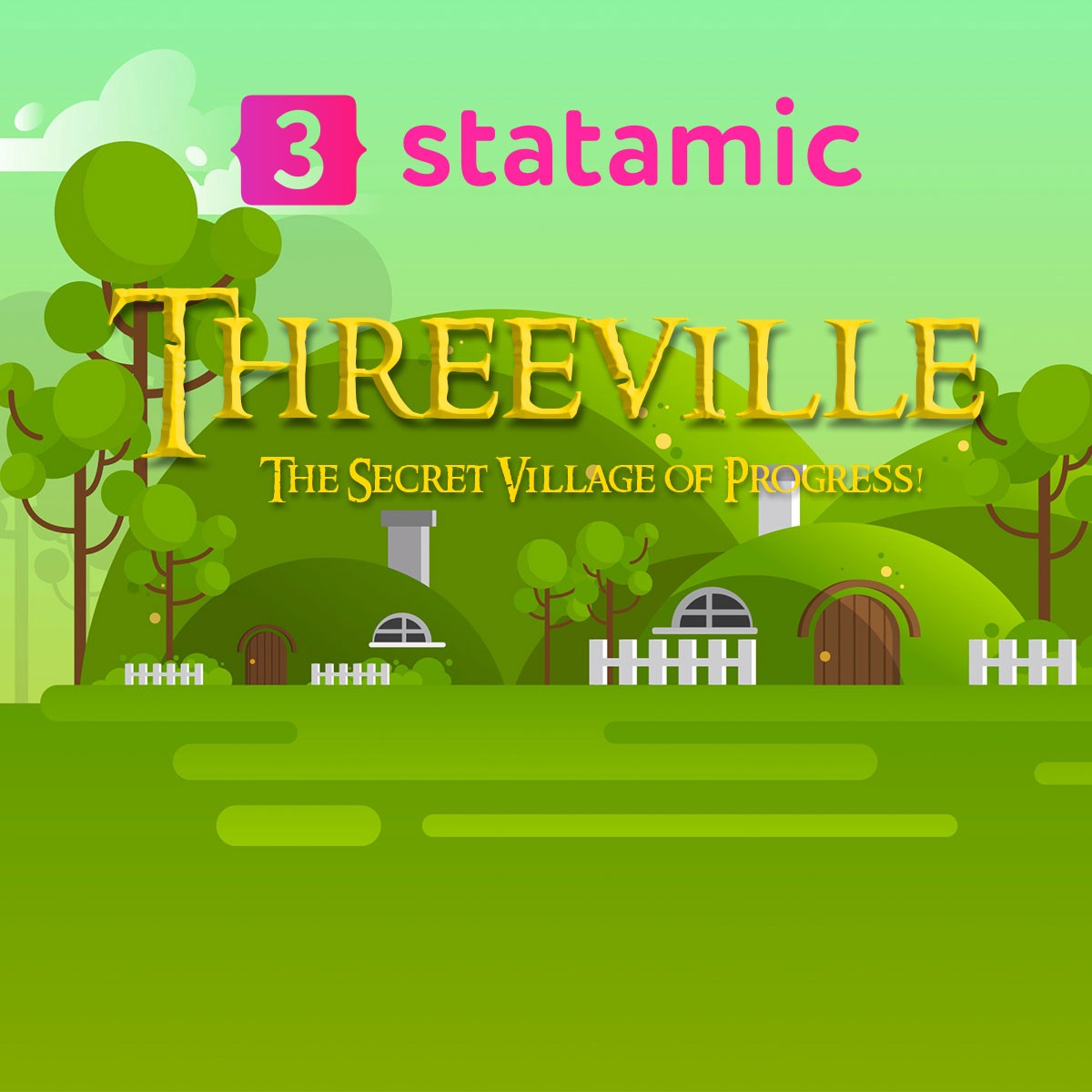 Statamic Threeville in Laravel Package