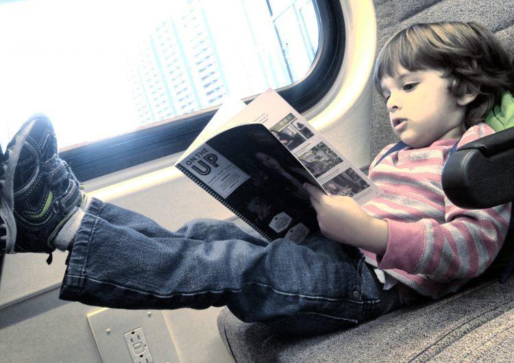 up express with kids
