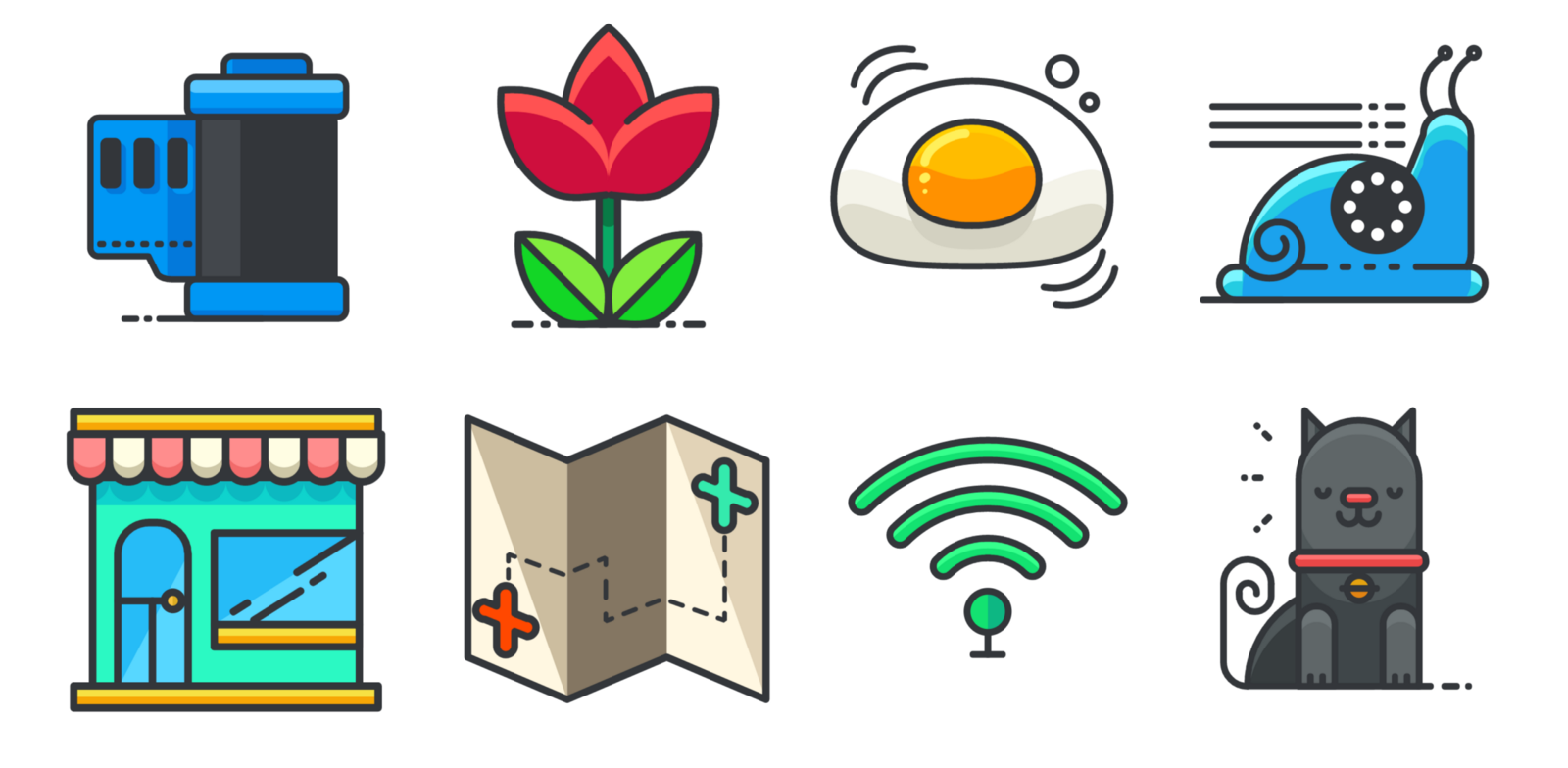 587a7ddce58 And our love for hand-drawn icons sometimes makes its way into other  projects as well