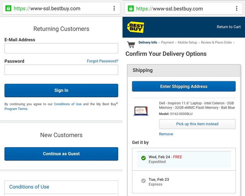 best-buy-mobile-checkout-bad
