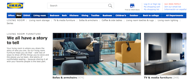 How To Launch A Website Ikea