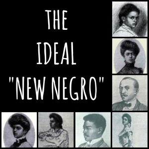 the ideal new negro