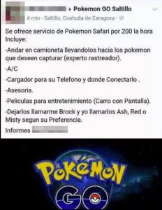 poketransporte