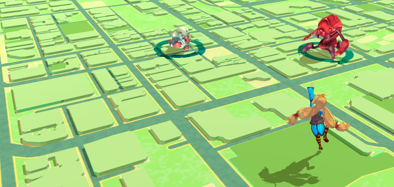 Build the next Pokémon Go with Mapbox + Unity – Points of