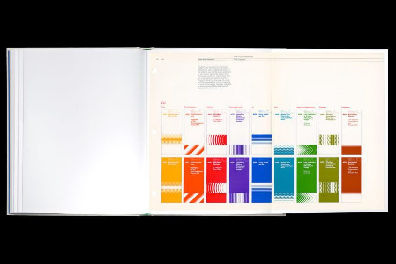 The EPA Graphic Standards Manual Is Getting Reissued