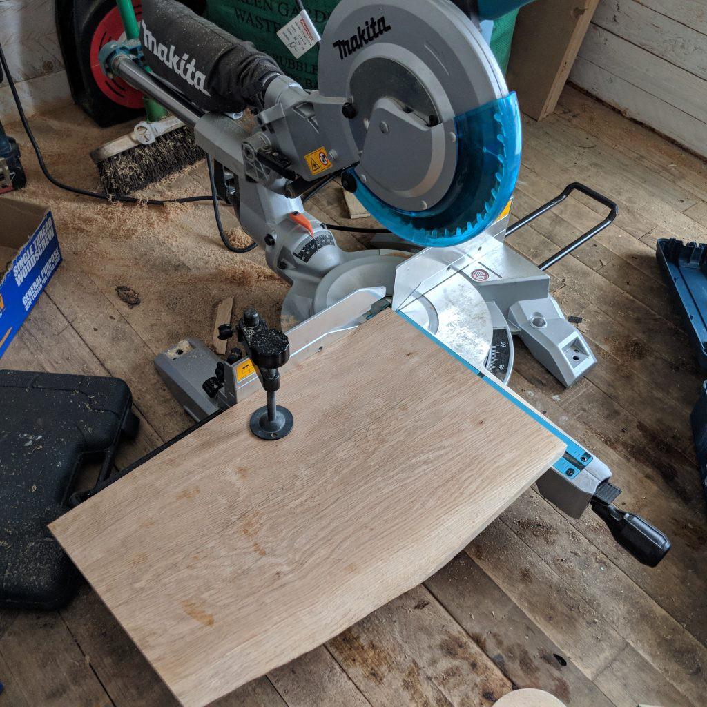 Marking out - Making a Chopping Board