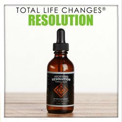 resolution drops total life changes