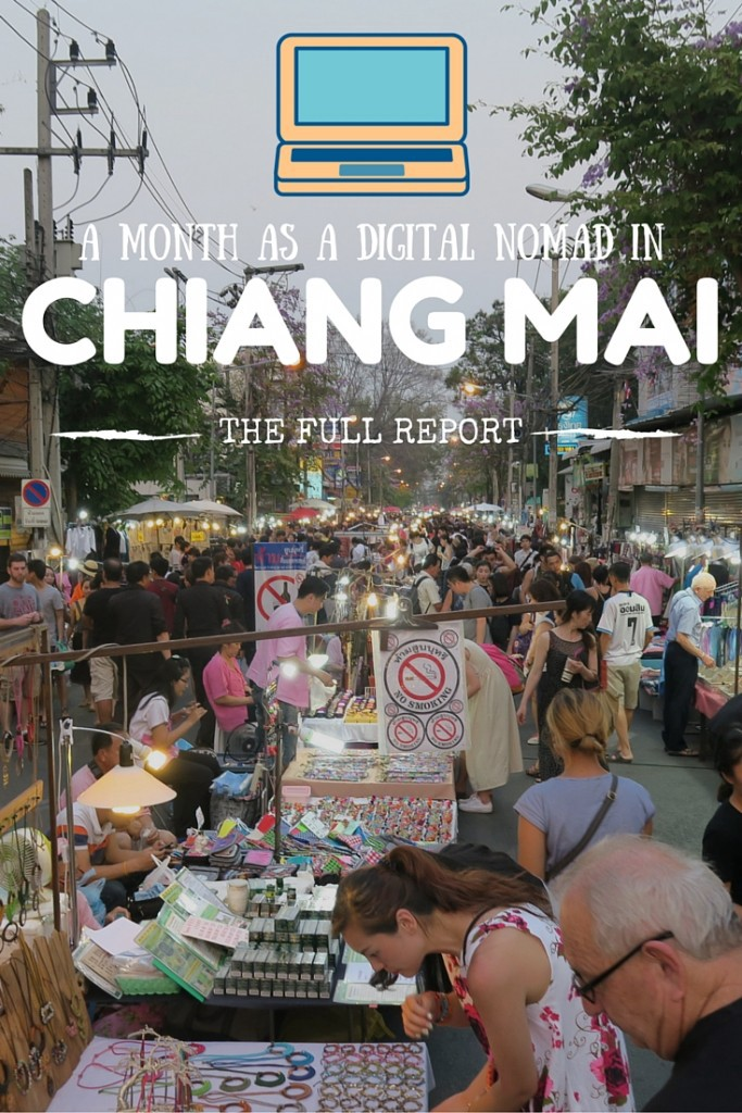 One month in Chiang Mai