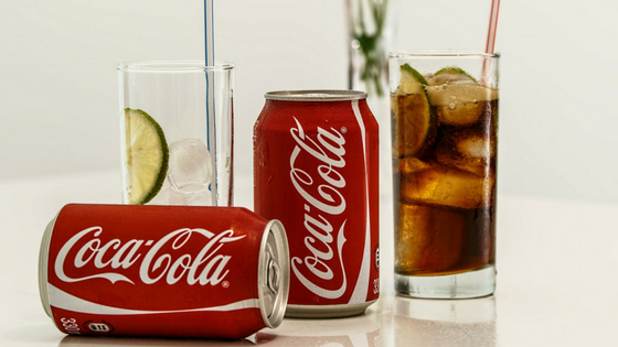 Foods to avoid Coke