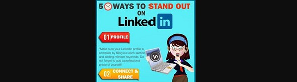 5 Ways on How to Stand Out on LinkedIn