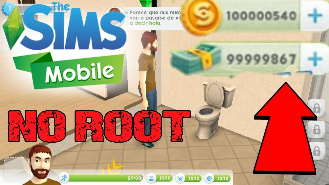 sims mobile cheats