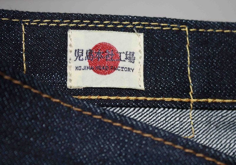 Big John Japan label