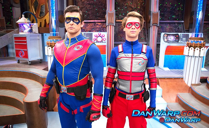 Deadline Announces Dan Schneider's 'Henry Danger' & 'Game ...