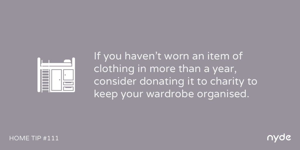 Home Tip #111